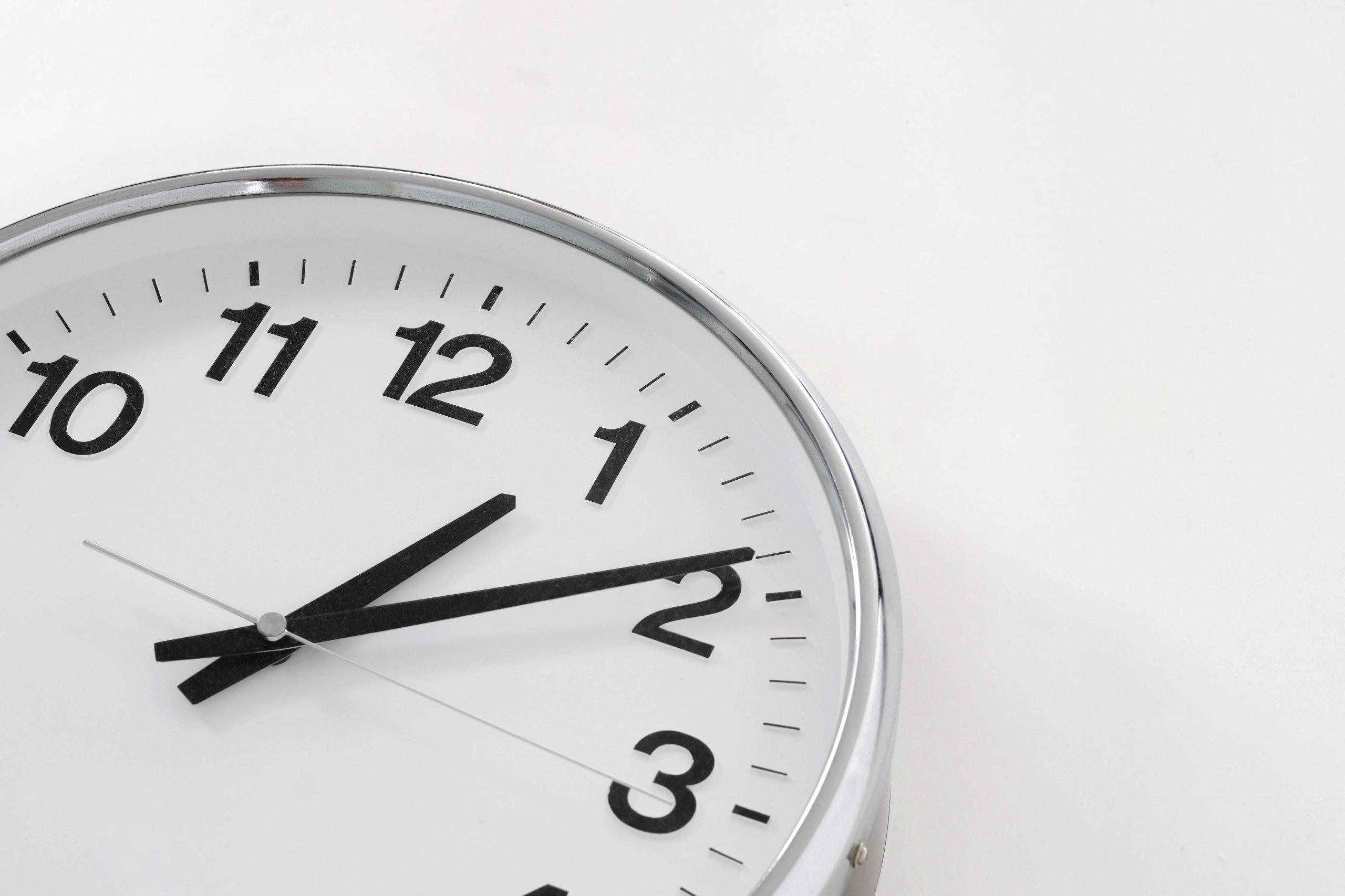 control horario y de actividad