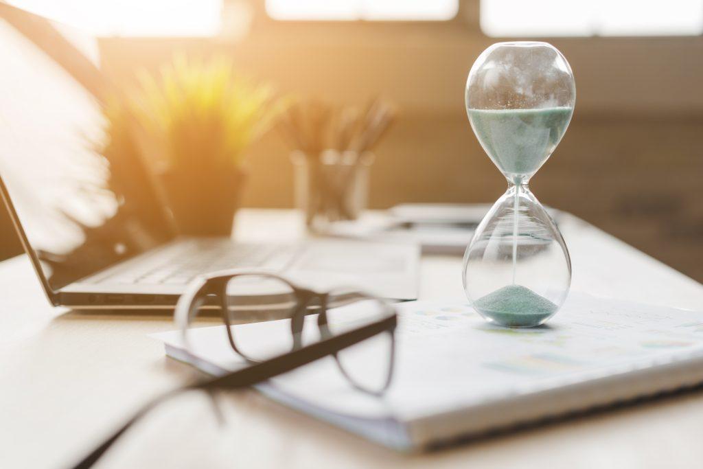 gestion del tiempo en el trabajo