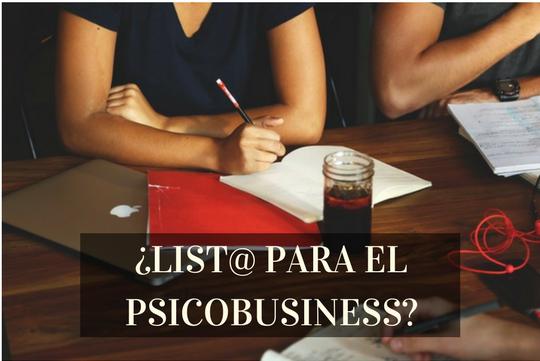 Psicobusiness o cómo utilizar la mente para hacer negocios