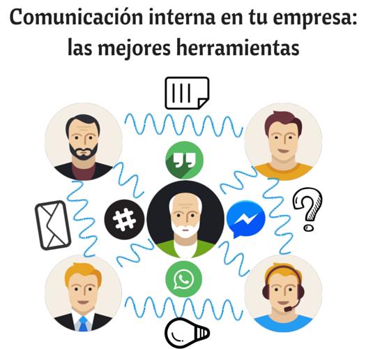 Comunicación interna en tu empresa: las mejores herramientas
