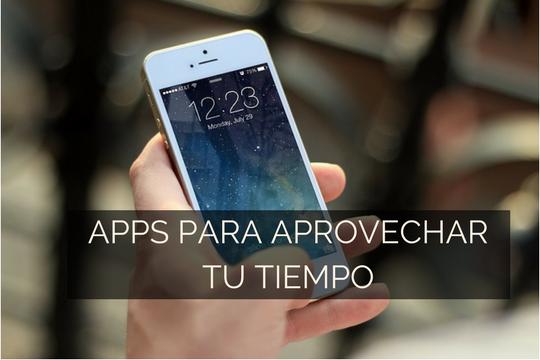 Cómo tu móvil puede ayudarte ser más productivo