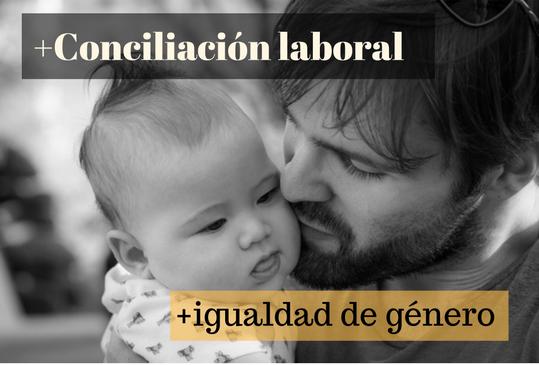 La ampliación del permiso de paternidad y las ventajas de la conciliación laboral