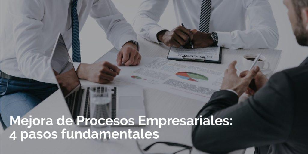 Mejora de procesos y procedimientos para el negocio