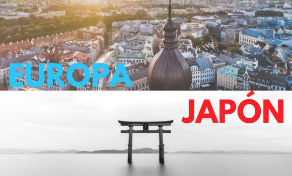 Europa vs Japón ¿Dónde se trabaja mejor?