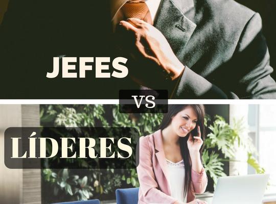 Jefe vs líder: ¿qué necesita tu empresa?