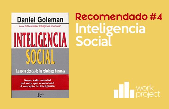 Libro semanal recomendado: Inteligencia Social