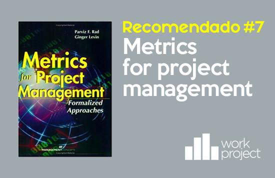 Libro semanal recomendado: Metrics for Project Management