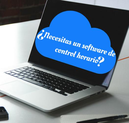 ¿Necesitas un software de control horario?