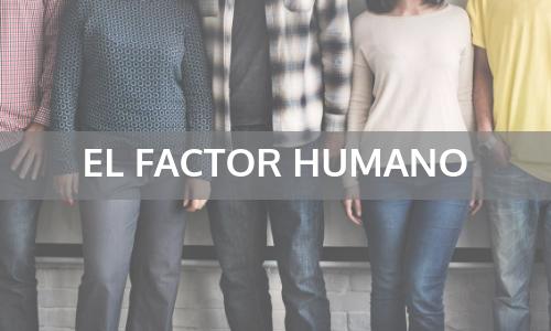 El factor humano en el mundo laboral