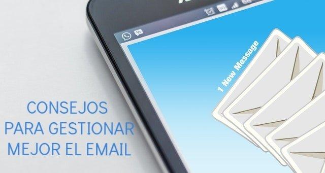 Consejos para utilizar correctamente el email en la oficina