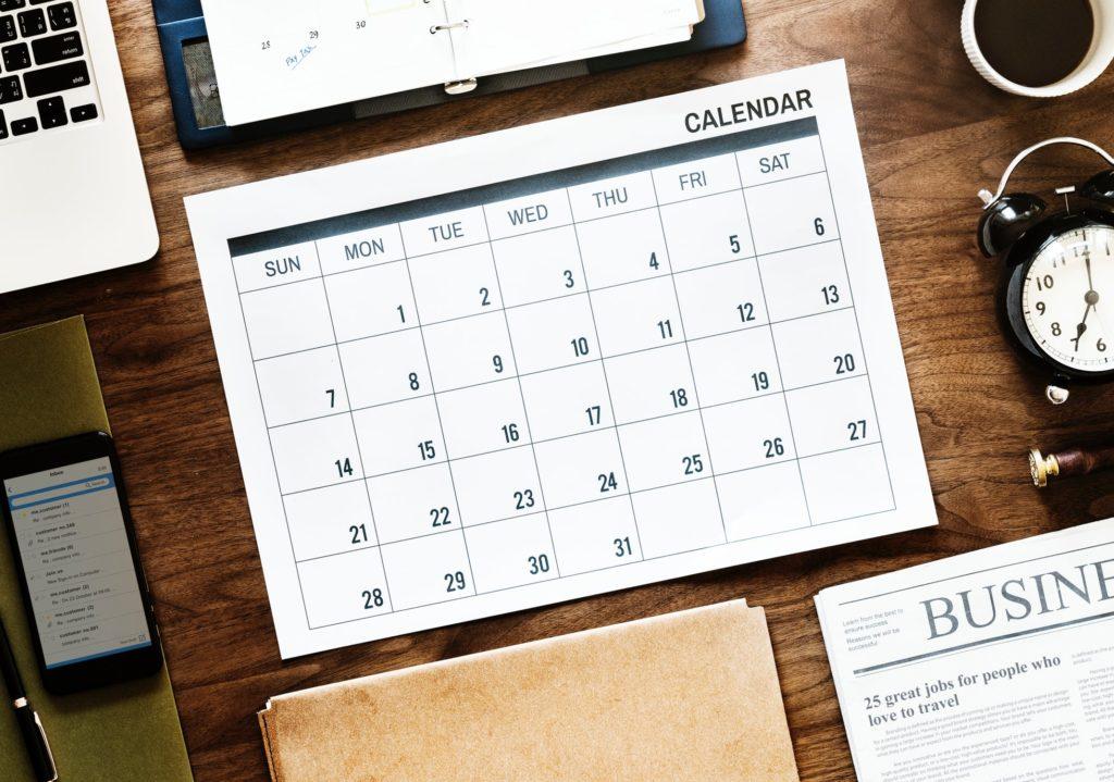 Criterios para establecer un deadline o fecha de entrega para un proyecto