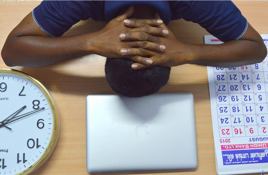 Cómo controlar el estres diario en el trabajo