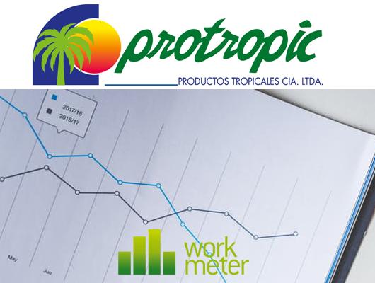 Protropic confía en WorkMeter para incrementar la eficiencia de su organización