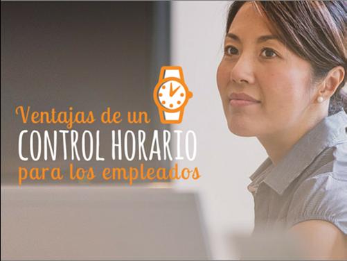 Ventajas para los empleados de una herramienta de control horario